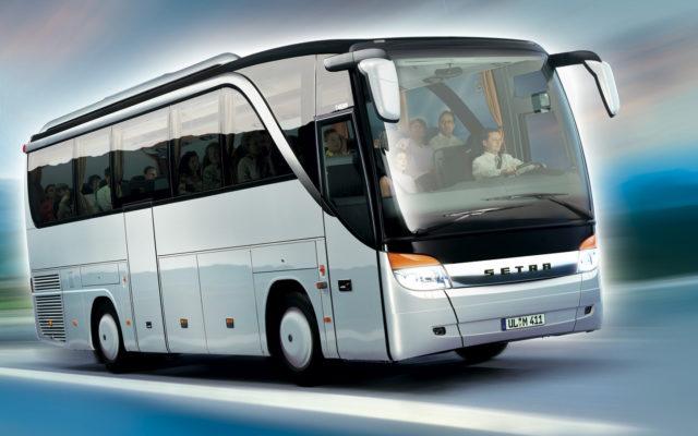 bus rent